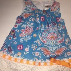 Counting daisies floral print dress size 2t